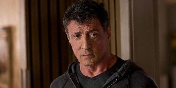 Sylvester Stallone's Wife Interrupts Filming In Funny BTS Video From His Superhero Movie