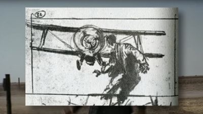 How Did Hitchcock Make the 'Crop Duster' Scene in 'North by Northwest' Work So Well?