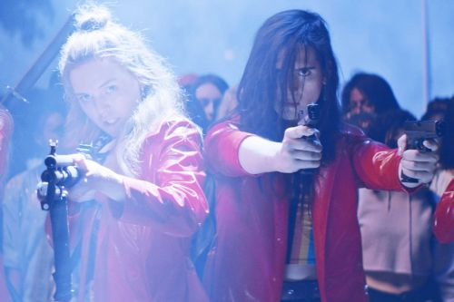'Assassination Nation' Was a Pitch-Dark Flop in Theaters, But Streaming Is Where It Deserves to Be Anyway