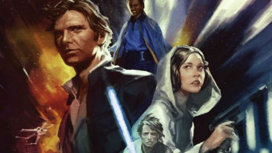 Marvel Announces Star Wars: Age of Rebellion Comic Event