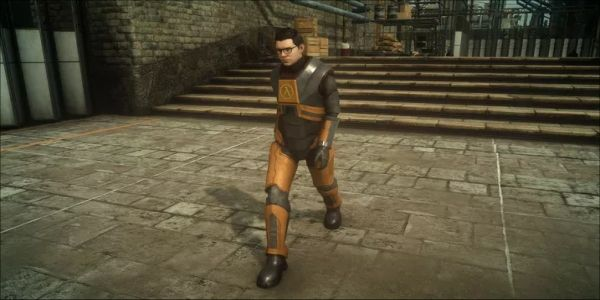 You Can Play As Half-Life's Gordon Freeman In Final Fantasy XV On PC