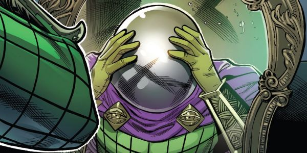 Spider-Man Comics Reveal Mysterio's Best Trick is. His Death?