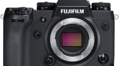 Fujifilm Aims for Video Shooters with the X-H1 Mirrorless Camera and New Zooms