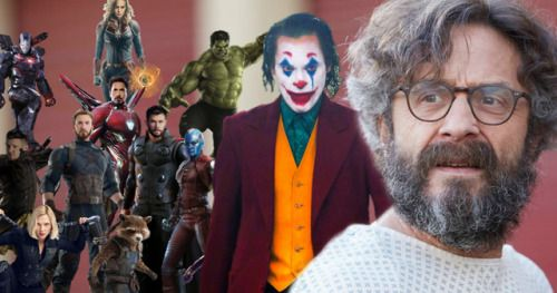 Joker Star Marc Maron Rages Against Marvel Movies: Those Are for