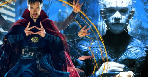 Doctor Strange Director Reveals Hellraiser Easter EggScott