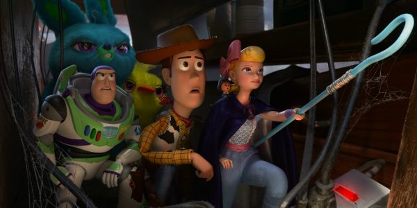 Toy Story 4 Has Satisfying Post-Credits Scene