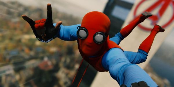 How To Unlock The Spider-Man Homecoming Suit In Spider-Man PS4