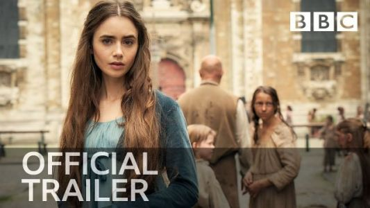 BBC's Les Misèrables Trailer Features Lily Collins and Olivia Colman