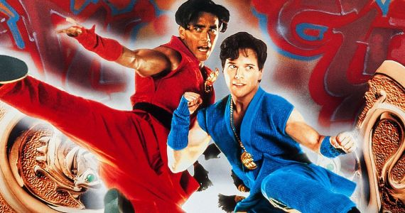 Double Dragon Collector's Edition Comes Home to Blu-ray, DVD in January