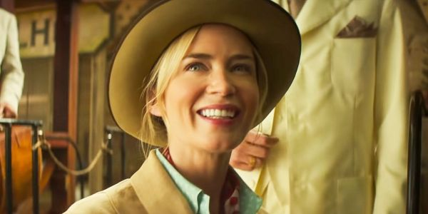 How Emily Blunt's Jungle Cruise Suggestion Made Her Character More Like Indiana Jones, According To A Producer