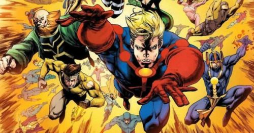 The Eternals Officially Coming November 2020, Cast
