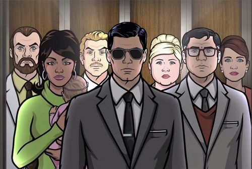 FXX Greenlights Archer for 12th Season!