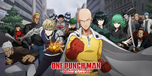 One Punch Man Mobile Game Coming From Oasis Games