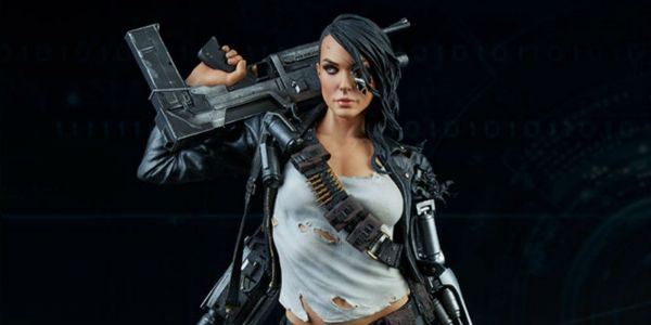 Exclusive: Rebel Terminator Figure from Sideshow Collectibles Revealed