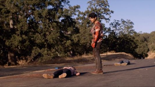 Trailer For DOWNRANGE Wants To Blow Your F*cking Brains Out