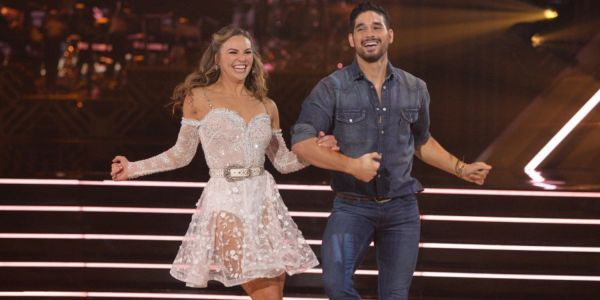 Hannah Brown Breaks Down on DWTS, Says She's Going to 'Blow Up'