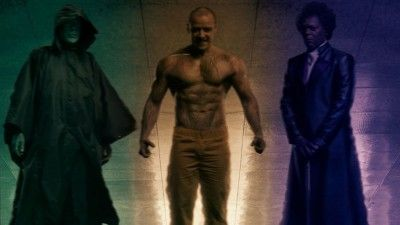 Watch: Go BTS of M. Night Shyamalan's 'Glass'