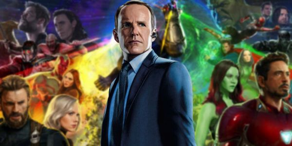 Avengers: Infinity War Co-Director Dodges Question About Coulson