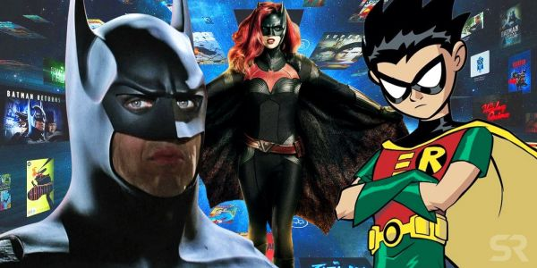 SDCC: Every DC Panel At Comic-Con 2019 | ScreenRant