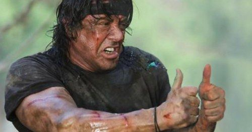 Stallone Gets Pumped as He Shares Intense Rambo 5 Workout