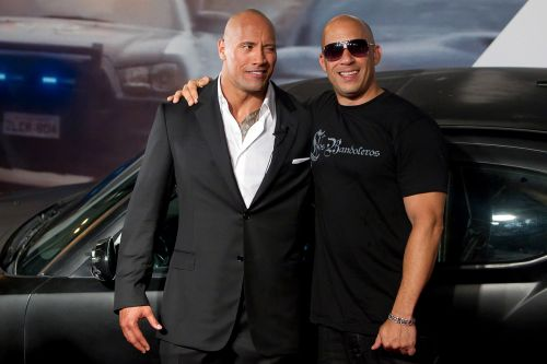 """Vin Diesel Says He Gave The Rock """"Tough Love"""" to """"Get a Great Performance Out of Him"""""""