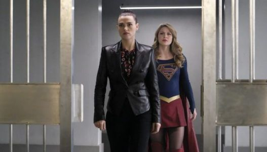 Supergirl and Lena Go to Stryker's Island in New Episode 4.18 Photos