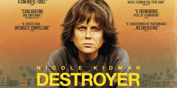 Destroyer Review: Nicole Kidman is a True Detective