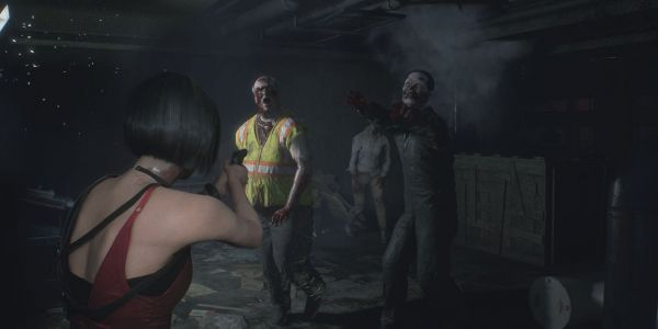 Watch: 45 Minutes of Resident Evil 2 Remake Gameplay