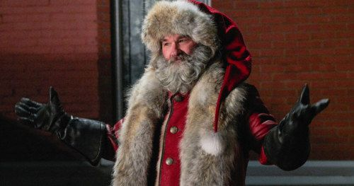 Christmas Chronicles Trailer 2: Kurt Russell Will Make You