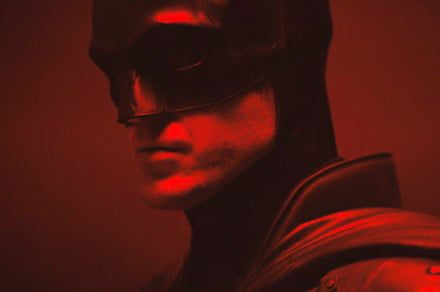 Hello, Batman: Set photos offer a good look at the new Batsuit, Batcycle
