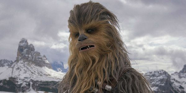 Chewbacca Actor Joonas Suotamo Reveals The Downside To Playing A Wookie