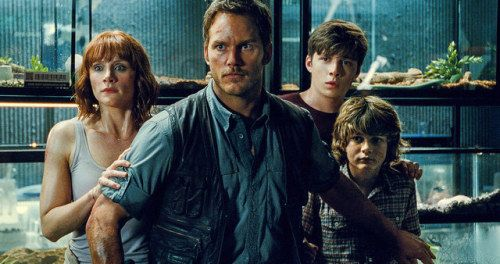 Jurassic World: The Ride Brings Back Chris Pratt & Bryce
