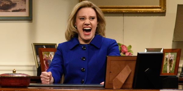 Kate McKinnon Reportedly Mulling SNL Exit
