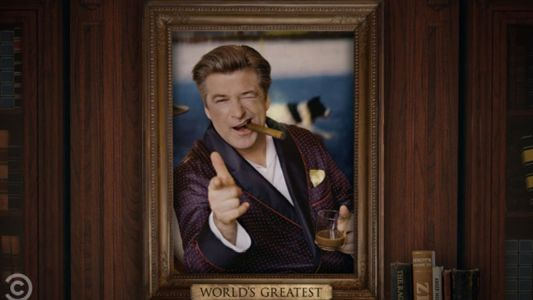 Comedy Central Teases This Summer's Roast Of Alec Baldwin