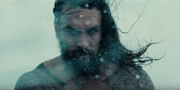 Jason Momoa Has Seen the Snyder Cut of 'Justice League', and He Has a One-Word Review