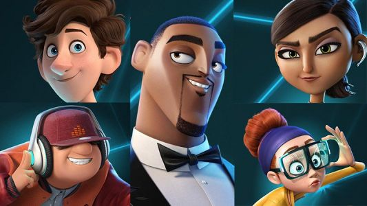 Fox Releases First Spies in Disguise Posters