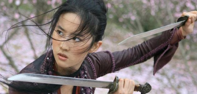 Disney's Live-Action 'Mulan' Casts Chinese Actress Liu Yifei As Its Star