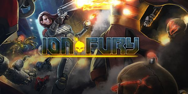 Ion Fury Review: Duchess Nukem | Screen Rant