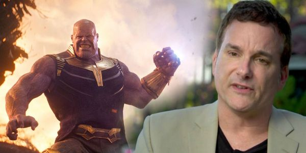 Shane Black Pokes Fun at Thanos & Avengers: Infinity War