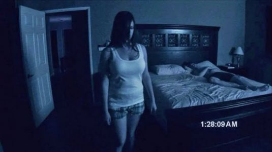 New Paranormal Activity Movie in Development at Paramount!