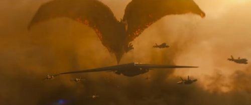 "'Godzilla: King of the Monsters' Director Compares Rodan to a ""Massive A-Bomb"""