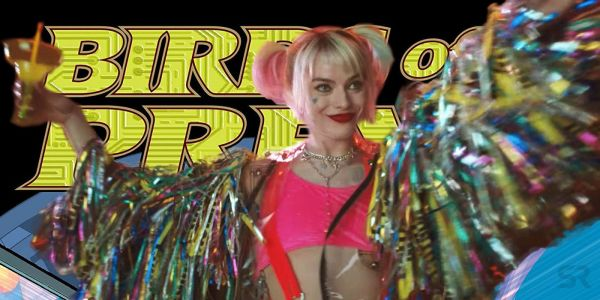 Birds of Prey Set Photos Show Harley Quinn In The Reshoots' Car Chase
