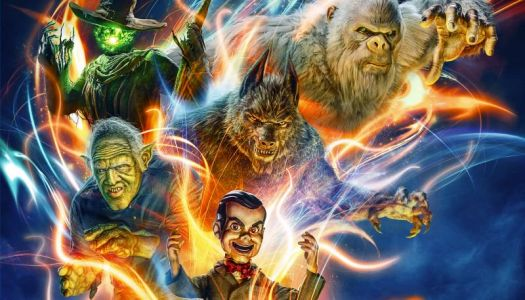 Jack Black Returns in the New Goosebumps 2 TV Spot