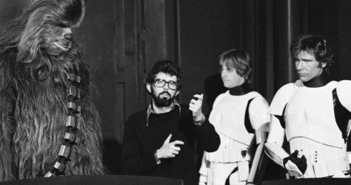 George Lucas Pays Tribute to Chewbacca Actor Peter MayhewPeter