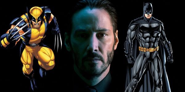 Keanu Reeves Would Love to Play Wolverine, Even More Than Batman