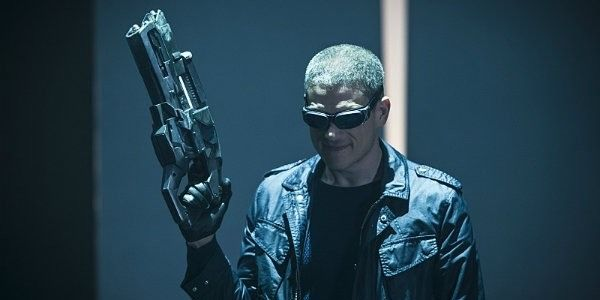 Turns Out Wentworth Miller Might Not Be Done With The Arrow-verse After All