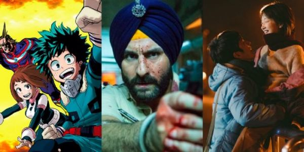Pop Culture Imports: The Perfect Anime for Superhero Fans, Netflix's First Indian TV Series, a Chinese Romance To Make You Weep, and More