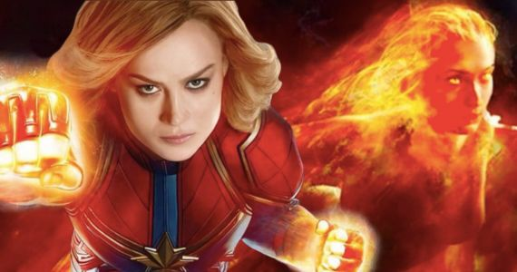 Original Dark Phoenix Ending Concept Art Has Jean Grey Looking Like Captain Marvel
