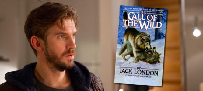 Dan Stevens Hears 'The Call of the Wild' with Harrison Ford
