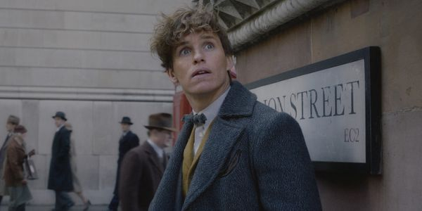 Eddie Redmayne Says Making The Crimes Of Grindelwald Was Exhausting